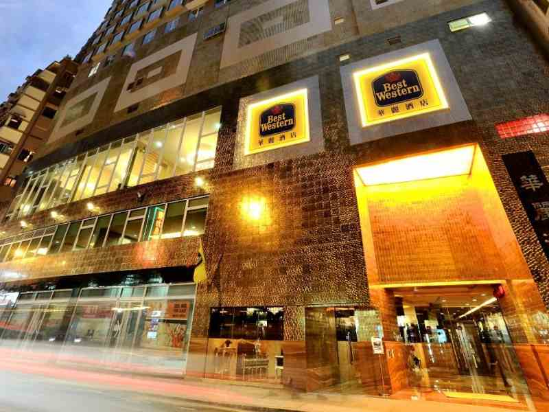Best Western Grand Hotel Hongkong