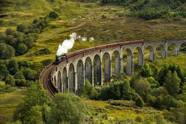 West Highland Line, từ Glasgow đến Mallaig – Scotland