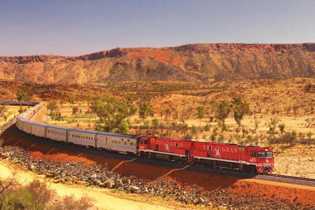 The Ghan – Úc