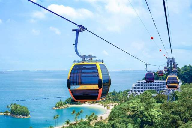 Combo Cable Car Package Thứ 6 hàng tuần