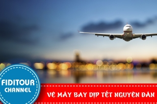Vé máy bay dịp Tết nguyên đán