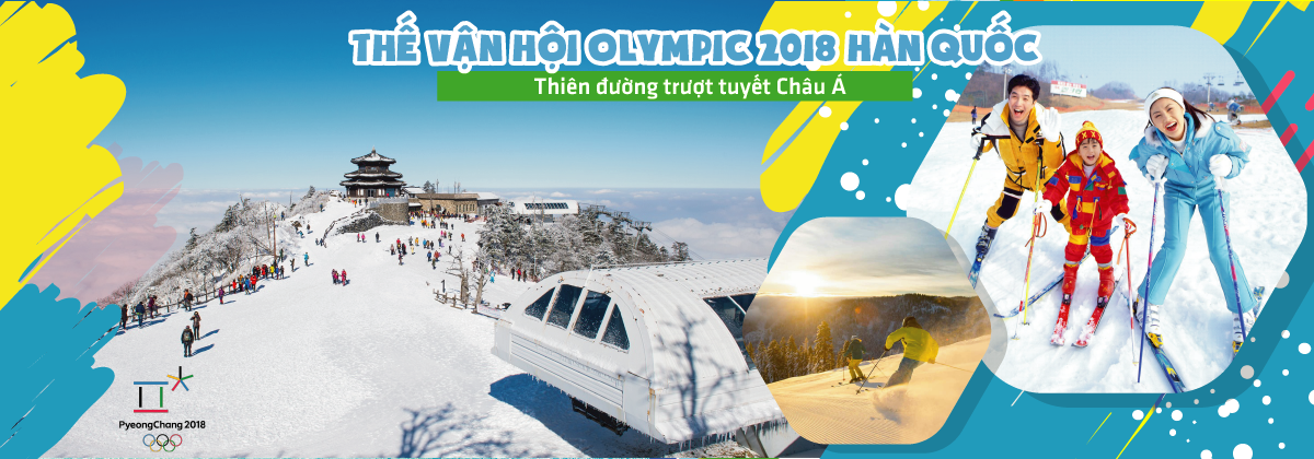 banner han quoc olympic/