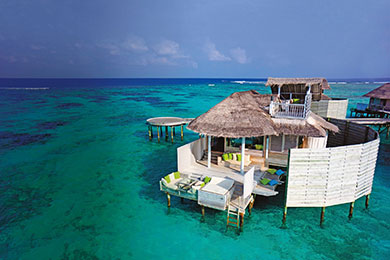MALDIVES 4N3Đ (TOUR FREE & EASY)