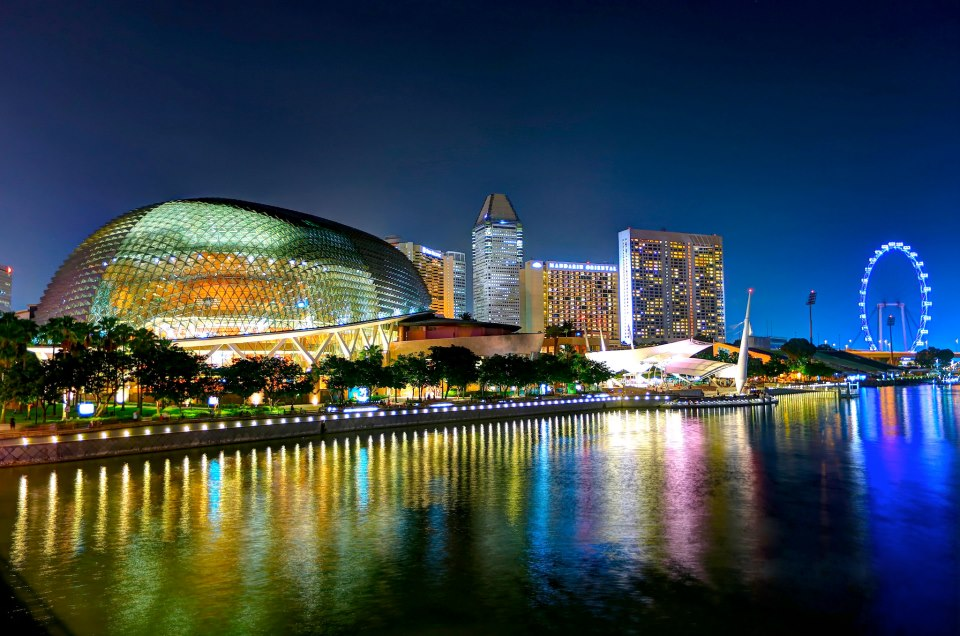 SINGAPORE (SENTOSA) - GARDEN BY THE BAY